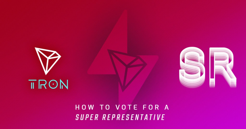 How to vote for an Super representative