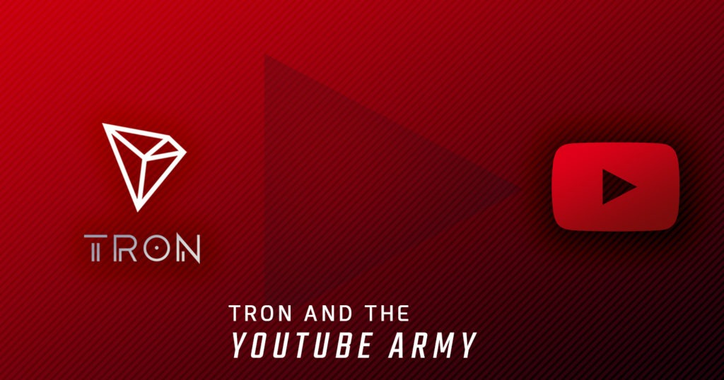 Tron and the Youtube Army