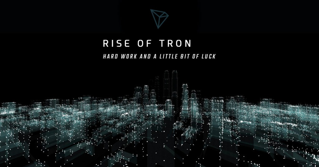 Rise of Tron