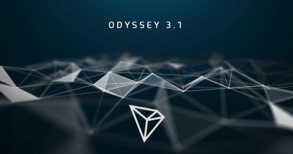 Odyssey 3.1 Upgrade