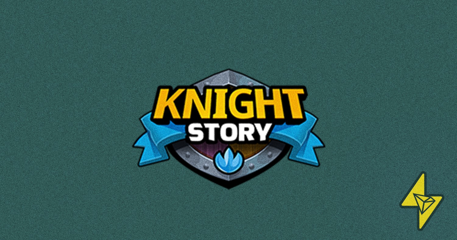 Biscuit's Knight Story: Starting the month right with the integration to TRON