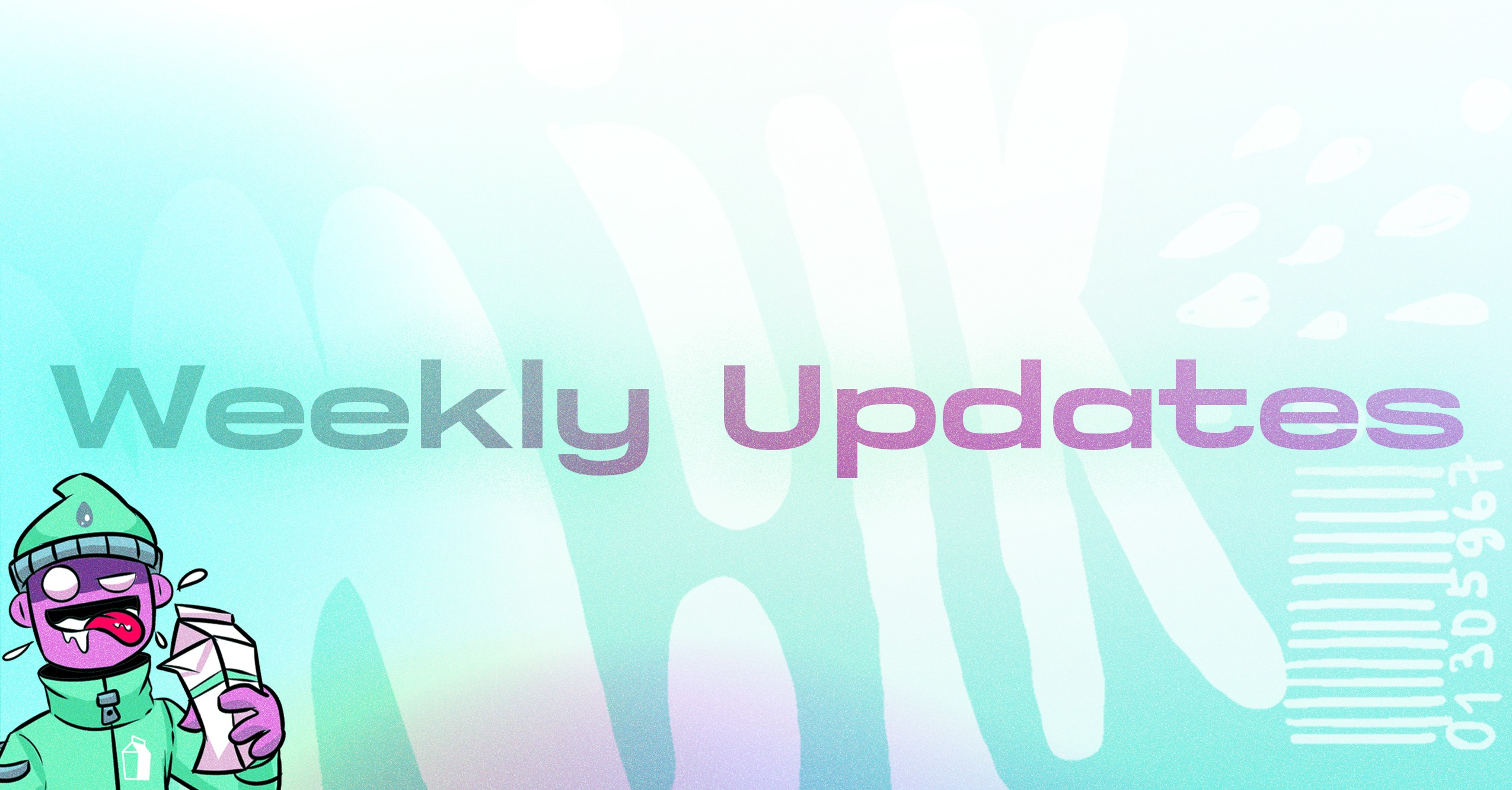 Score Milk Update – July 25, 2021