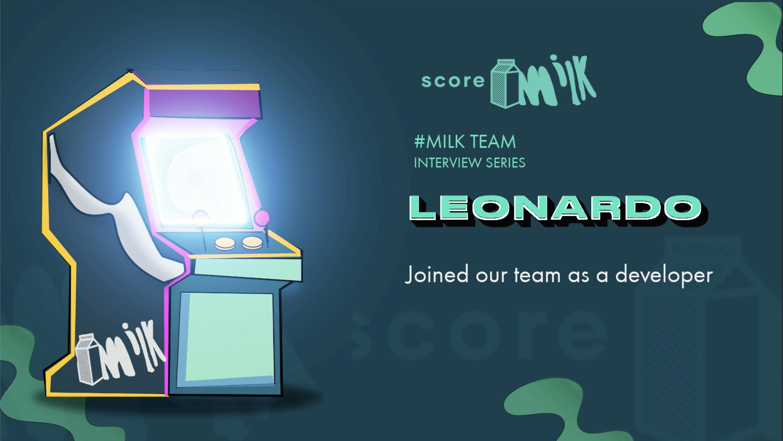 Meet The Team Interview Series – Leonardo