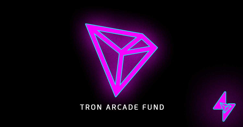 TRON Arcade Fund: TRON Foundation's $300 Million GameFi Project