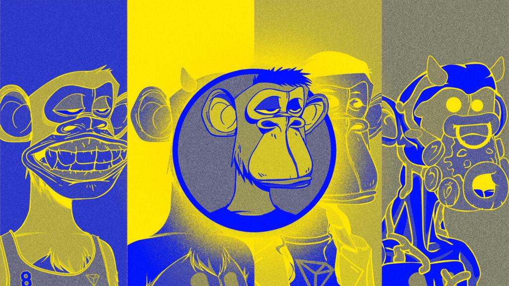 Bored Ape Tron CLub Header