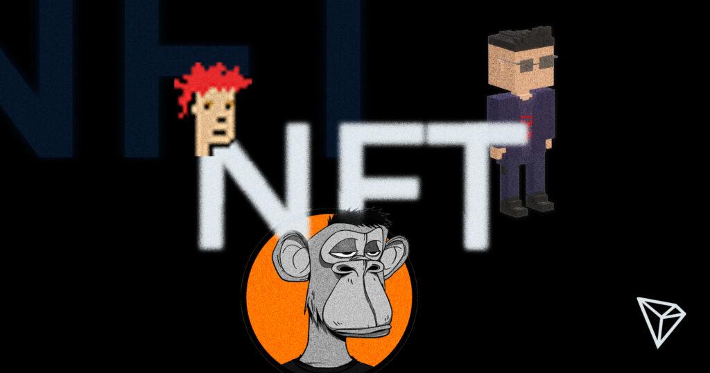 NFT on Tron